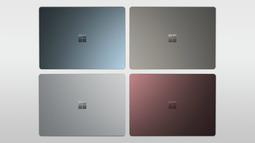 微软新品Surface Laptop正式发布