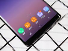 安卓机皇原来就长这个样子 三星Galaxy Note 8图赏