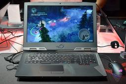 华硕推出世界首款144Hz刷新频率的游戏本