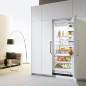 13张图告诉你什么叫嵌入式冰箱 以及它多牛!