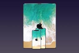 当所有的苹果设备都才用无边框设计之后