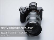 新增对焦点拨杆操控更专业 索尼全画幅微单A7RM3图赏