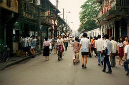 夏日记忆:1987年的中国百姓生活