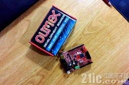 当Arduino遇上STM32Olimexino-STM32评测