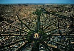 换个角度看世界,盘点全球20大城市航拍全貌