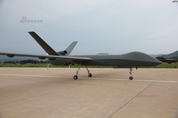 中国量产型彩虹5首飞高清照曝光 航程超1万公里