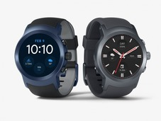 Android Wear 2.0 加持,两款 LG Watch 正式发布