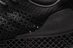 Adidas 3D打印跑鞋开售