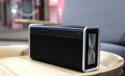 带它走遍天涯海角 创新iRoar Go智能音箱图赏