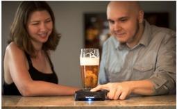 超声波啤酒起泡器 让啤酒更好喝