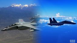 2016,一组数字看空军
