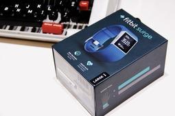 自带GPS追踪 Fitbit Surge开箱图赏