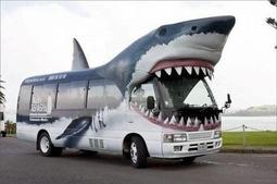 开这样的车出去酷到没朋友!