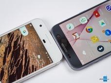 5英寸最强对决:谷歌Pixel VS 三星S7