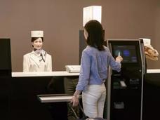 首家由机器人为你服务的酒店,可能要来上海了