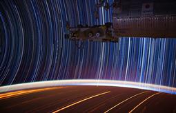 NASA宇航员公布太空美照:令人惊叹