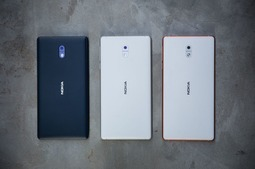 Nokia 3/5/6实拍图赏:不是旗舰却比旗舰有范儿