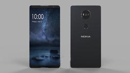 外媒曝光诺基亚新旗舰Nokia Edge:5.7寸+骁龙835