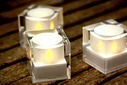 创意太阳能电子蜡烛