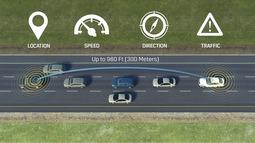 凯迪拉克CTS将在美国标配V2V安全技术