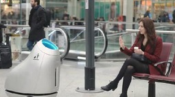智能垃圾桶 会向人讨垃圾堪比十个清洁工