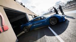 Nio EP9在COTA创最快自动驾驶跑车圈速记录