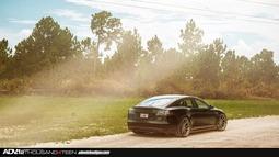 特斯拉Model S配装ADV.1轮毂