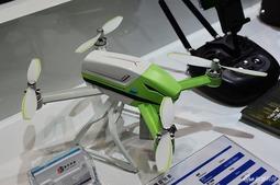 CES17亚洲展:前方一大波无人机设备来袭