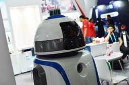 CES17亚洲展:机器人也赶上了一波潮流