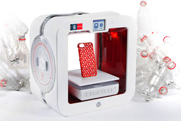 Ekocycle Cube:环保3D打印机