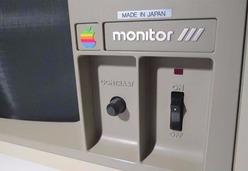 iPhone才10年 这些苹果显示器走过了37年