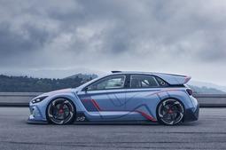 现代性能品牌N的车型将在今年推出