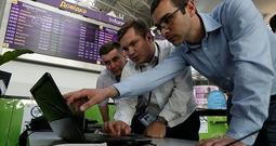 新勒索病毒再攻击欧洲多国 乌克兰大规模中招机场现网络故障