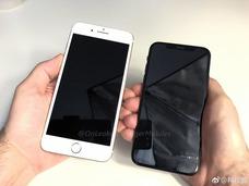 iPhone 8和iPhone 7系列外观细节对比