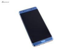 三星Galaxy Note FE拆解:电池小了 但更重了