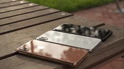 """""""腮红金""""版iPhone 8机模高清图赏"""