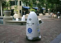"""""""自杀安保机器人""""再生:成为发展新潮流"""