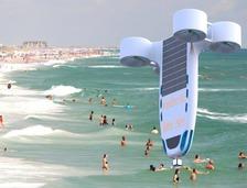 能救命的防溺水无人机……这才是无人机的正确打开方式