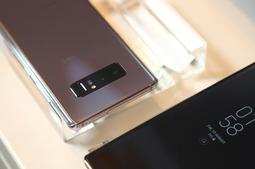 三星Note8实拍图集:S8的味道和Note7的精华