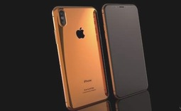 24K黄金版iPhone 8开放预订