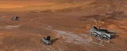 美科学家设想2020年代发射核动力蜻蜓无人机探查土卫六