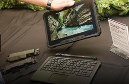 挑战三防极限:Dell Latitude 7212上手