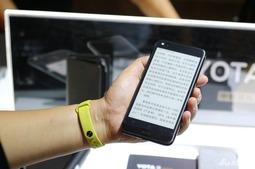 YOTA3手机现场图赏 不一样的另一面
