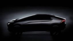 三菱EVO将在东京车展以电动CUV回归