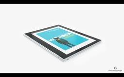设计惊艳 谷歌Pixelbook笔记本电脑