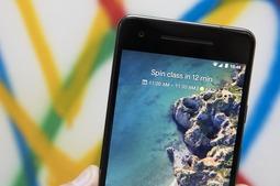 谷歌Pixel 2智能手机