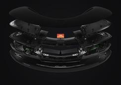 Soundgear戴在脖子上的环回立体扬声器