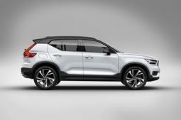 沃尔沃首款紧凑型豪华SUV全新XC40发布