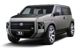 皮卡+SUV 丰田TJ巡洋舰概念车发布