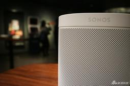 不会中文的智能音箱 Sonos首款智能音箱图赏